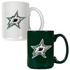 Dallas Stars 2pc Coffee Mug Set