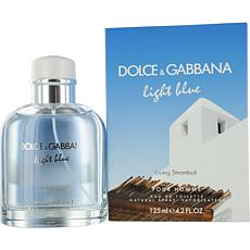 D&G Light Blue Living Stromboli Pour Homme Spray