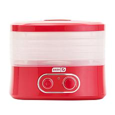 DASH StoreSmart 240-Watt Food Dehydrator with Recipes