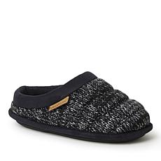 Dearfoams Kids London Knit Clog Slipper