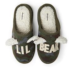 Dearfoams Men's Lil Bear Clog