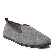Dearfoams Men's Owen Microwool Closed-Back Loafer Slipper