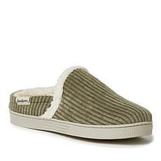 Dearfoams Women's Corduroy Sneaker Clog