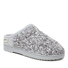 Dearfoams Women's Marled Sparkle Knit Clog