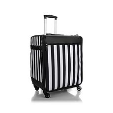 Debbee Flip 'N Pack Expandable Rolling Storage-Stripes