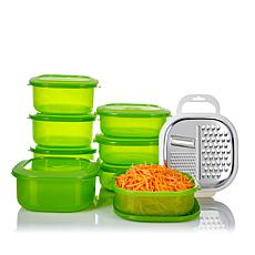 Debbie Meyer GreenBoxes™ Grate & Store 17-piece Set