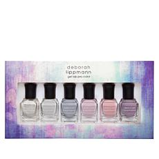 Deborah Lippmann 6-piece Shades of Cool Gel Lab Pro Set