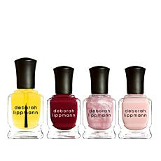 Deborah Lippmann It's A Miracle, Love You Madly 4-piece Set