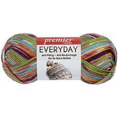 Deborah Norville Everyday Print Yarn - Northern Lights