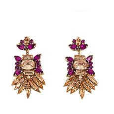 "deepa by Deepa Gurnani®  ""Adria"" Elongated  Earrings"