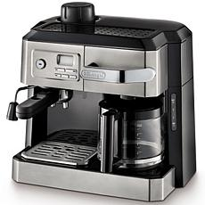 DeLonghi Stainless Steel 3-in-1 Combination Machine