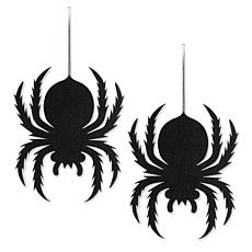 Design Imports 2-piece Hanging Foam Spider Set