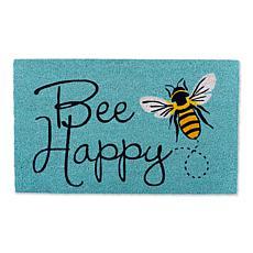Design Imports Bee Happy Doormat