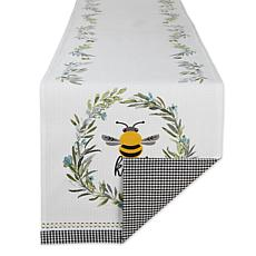 Design Imports Bee Kind Table Runner - 14 x 72