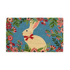 Design Imports Easter Bunny Doormat