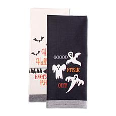 Design Imports Everybatty Party Kitchen Towel Set of 2