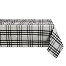 "Design Imports Homestead Plaid Tablecloth - 60"" x 120"""
