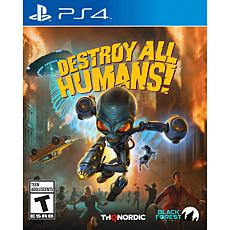 Destroy All Humans! for PlayStation 4