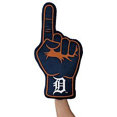 Detroit Tigers Plushlete Fan Finger Pillow