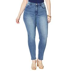 DG2 by Diane Gilman Classic Stretch Skinny Jean   - Basic