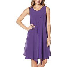 DG2 by Diane Gilman Layered Drama Dress