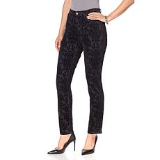 DG2 by Diane Gilman Virtual Stretch Baroque Skinny Jean