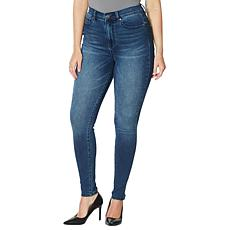 DG2 by Diane Gilman Virtual Stretch Ultra Skinny Jean  - Basic
