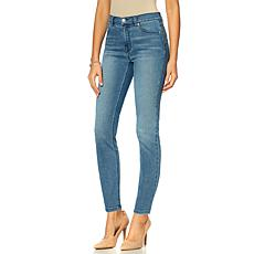 DG2 by Diane Gilman Virtual Stretch Up-Lifter Skinny Jean - Basic