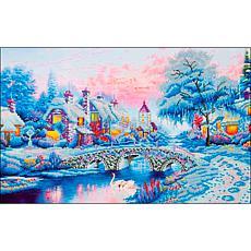 Diamond Dotz Diamond Embroidery Facet Art Kit  - Winter Village