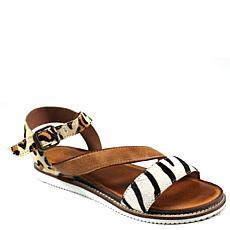 Diba True Fiesta Time Leather Sandal