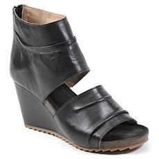 Diba True Next N Line Leather Wedge Sandal