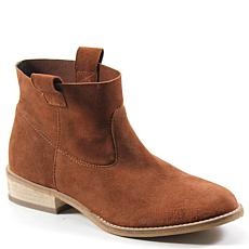 Diba True Plane To See Suede Ankle Bootie