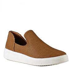 Diba True Slip-On Suede or Leather Sneaker - Youth Full