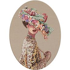 Dimensions Gold Cross Stitch Kit - Victorian Elegance