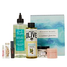 Discover Beauty x Customer Favorites Sample Box