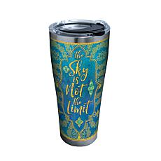 Disney Aladdin Pattern 30 oz Stainless Steel Tumbler with lid