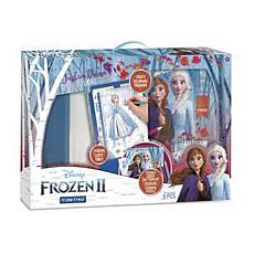Disney Frozen 2 Fashion Design Light Table and Sketchbook
