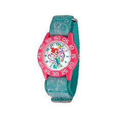 Disney Little Mermaid Princess Blue Strap Kid's Watch