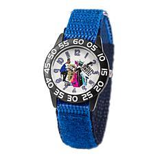 Disney Soul Joe Gardner Kids' Time Teacher Watch with Blue Nylon Strap