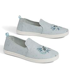 Disney x TOMS Cinderella Deconstructed Slip-On Sneaker