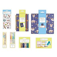 docrafts Noteworthy Stationery & Embellishments - It's A Sloth's Life