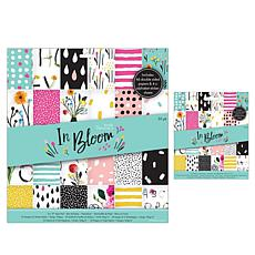 docrafts Paper Pad Bundle - In Bloom