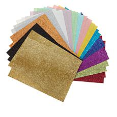 docrafts Xcut Adhesive Sheets Variety Pack
