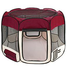 Doggie Dorm Portable Pet Pen - Large