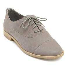 Dolce Vita Polo Nubuck Leather Laced Oxford
