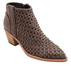 Dolce Vita Spence Nubuck Leather Bootie