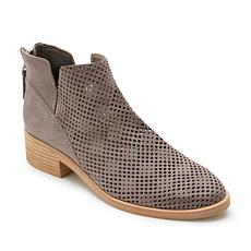 Dolce Vita Tommi Perforated Leather Bootie