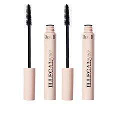 Doll 10 2-pack Illegal Eyes Mascara