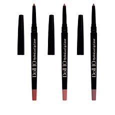 Doll 10 3-piece Lip Liner Set