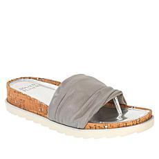 Donald J. Pliner Caity Stretch Fabric Platform Thong Sandal